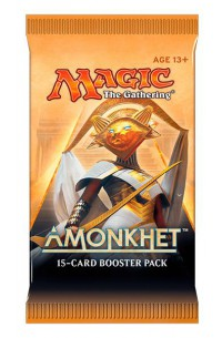 Amonkhet Revolt Booster