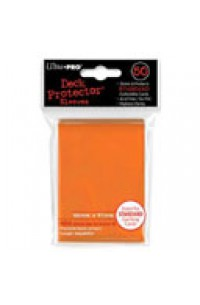 Plastfickor 50 Pack Orange