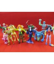 Ghostbusters Animated 13 figurer komplett