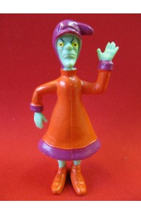 Ghostbusters Animated 9 av 13 - Fib-Face