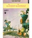 Lucky Luke nr 4 Jesse James (1975) 3:e upplagan