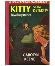 Kitty som Detektiv Klockmysteriet (671-672) 1968 Vit text